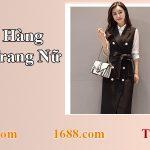 Nguồn hàng quần áo nữ thời trang giá rẻ mới nhất tại Quảng Châu