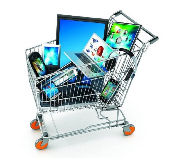 Mặt hàng điện tử Trung Quốc chiếm tới 40% thị phần trên thị trường Việt Nam