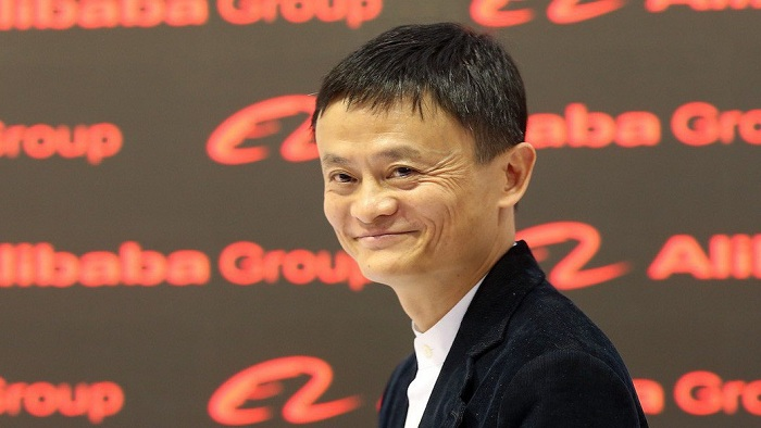 Alibaba là một sản phẩm của tỷ phú Jack Ma