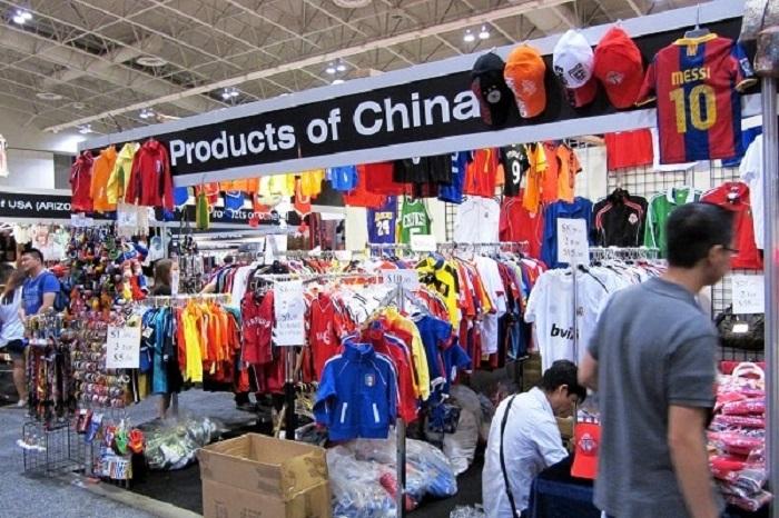 Hàng Trung Quốc khá rẻ và chất lượng sẽ mang lại lợi nhuận cao
