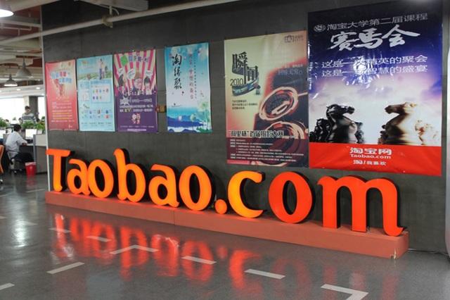 cách tạo tài khoản Taobao