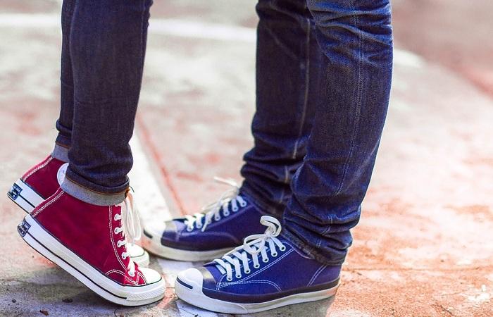 Giày thể thao Trung Quốc có mức giá rất thích hợp với thị trường VIệt Nam