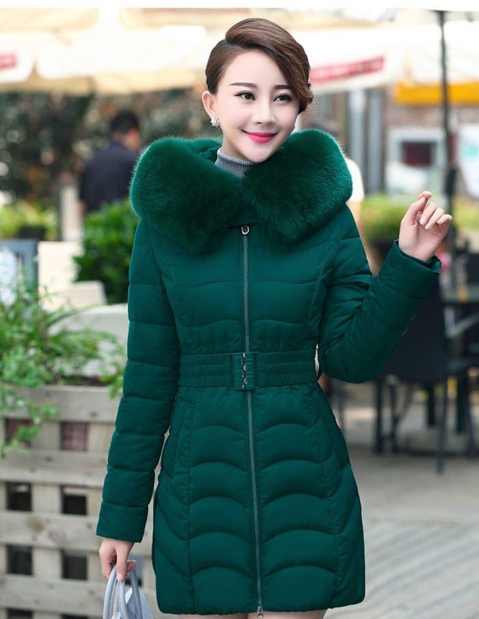Tìm nguồn hàng áo phao dáng dài Quảng Châu