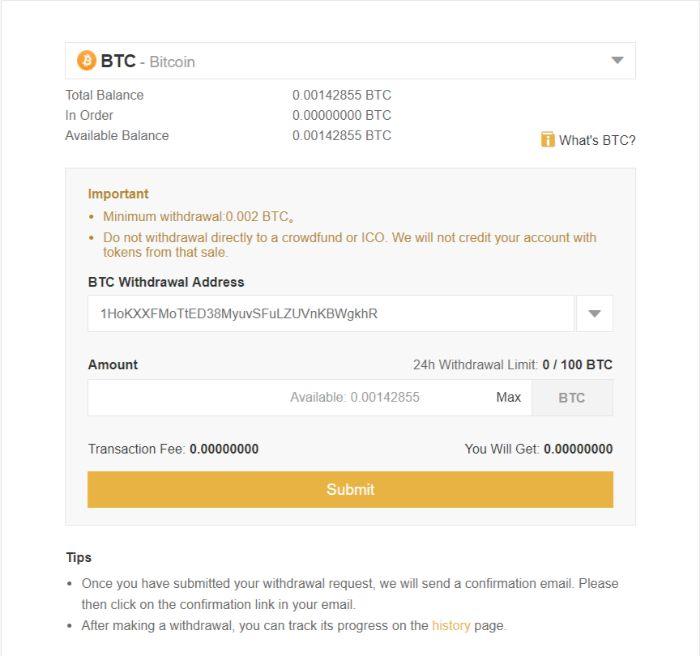 Ví Bitcoin tương tự như một tài khoản ngân hàng